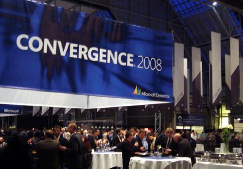 Convergence 2008 EMEA